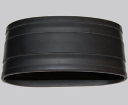 Flexible Sleeves Silicone Gum Rubber Epdm Nylon