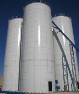 Bolted Smoothwall RTP Silo
