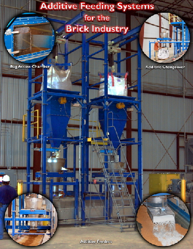 Brickmaster Coating Feeder Poster