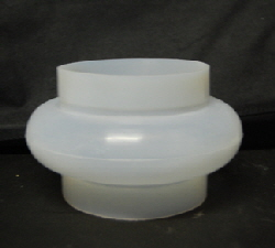 Silicone Weighing Bellows Flexible Sleeve