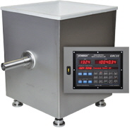 Flex-Feed Gravimetric Screw Feeders with Controller