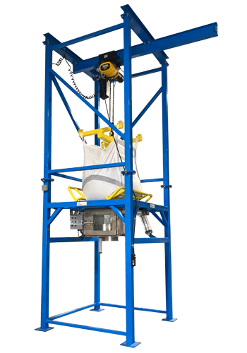Super Sack Hoist and Trolley Model