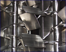 Fluidized Zone Mixers