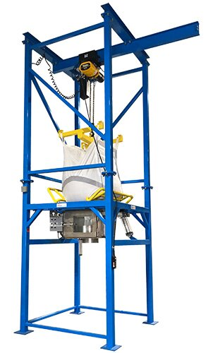 Bulk Bag Discharger System