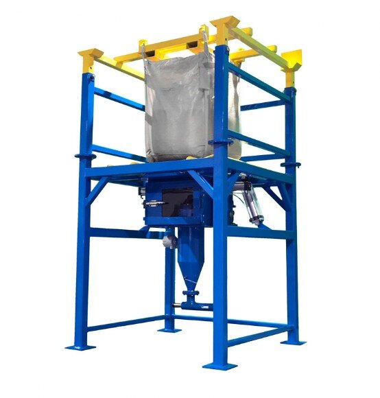 Super Sack Unloader Fork Truck Model
